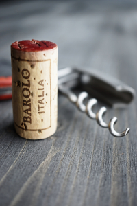 "Wine: ""Barolo Italia"" Cork"