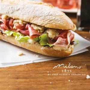 Panino Giusto: The new panino signed by Chef Claudio Sadler