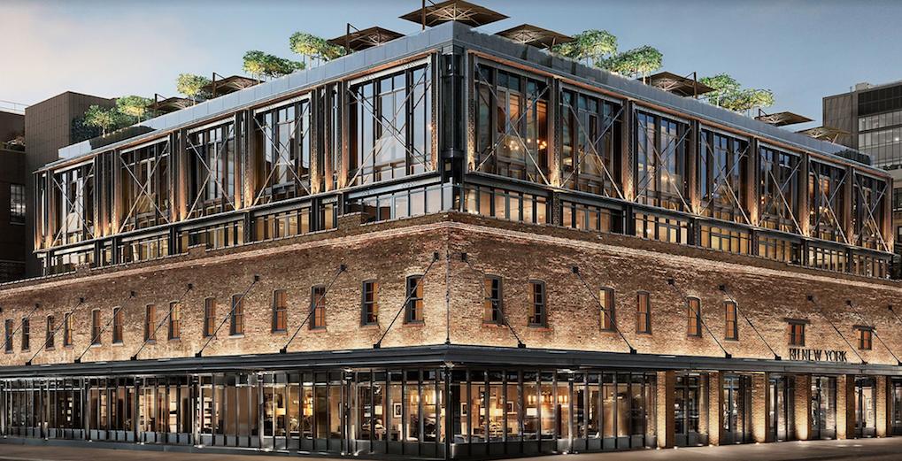 Rh interior design la rivoluzione nel retail d for Vendita mobili milano